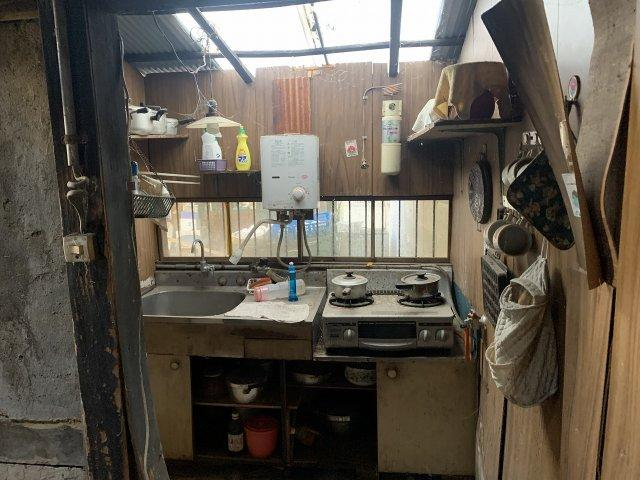 【キッチン】鳥居一戸建
