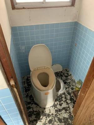 【トイレ】鳥居一戸建
