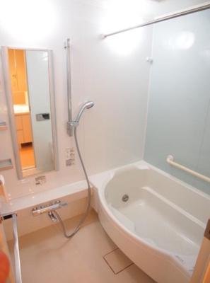 【浴室】ヴェルディーク平井