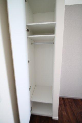 寝室(4.7帖)収納