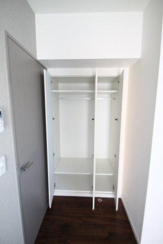 寝室(6.5帖)収納