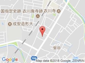 【地図】シャルマン コピーヌ