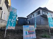 草加市氷川町9期 建築条件なし売地の画像