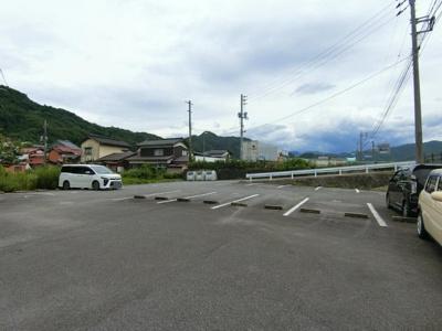 【駐車場】エコーマンションⅡ
