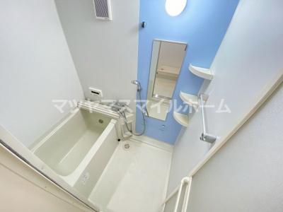【浴室】OKハイツ大東1号館