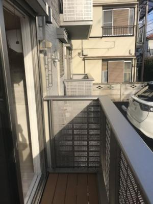 【バルコニー】ヴェルドミールA棟