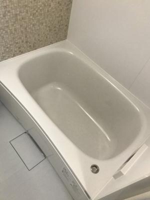 【浴室】ヴェルドミールA棟