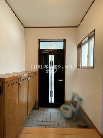 【玄関】加須市川口3丁目 中古一戸建