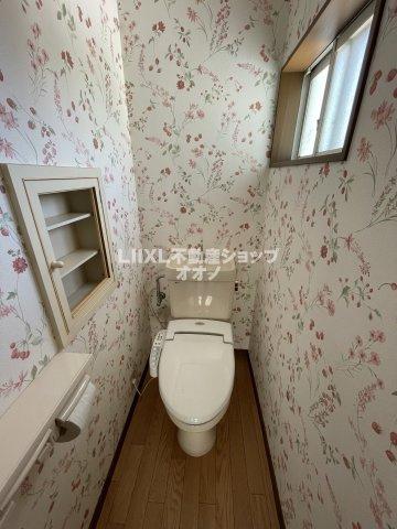 【トイレ】加須市川口3丁目 中古一戸建