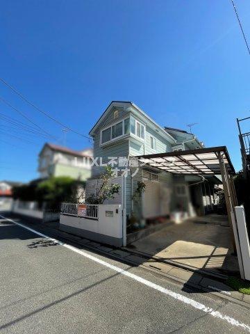 【外観】加須市川口3丁目 中古一戸建