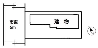 【区画図】加須市川口3丁目 中古一戸建