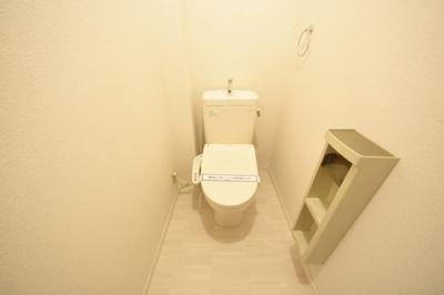 【トイレ】エティンセラー21 C棟