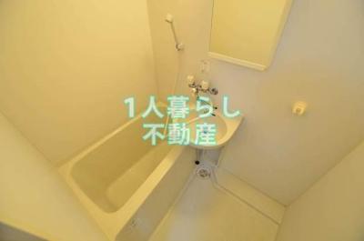 お風呂トイレ別です。
