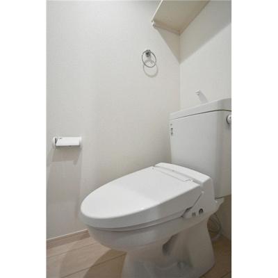 【トイレ】グランクオール池袋本町