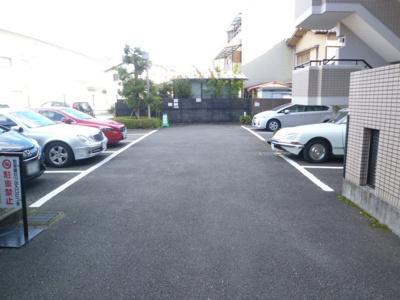 【駐車場】朝日プラザ嵐山