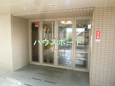 【エントランス】朝日プラザ嵐山