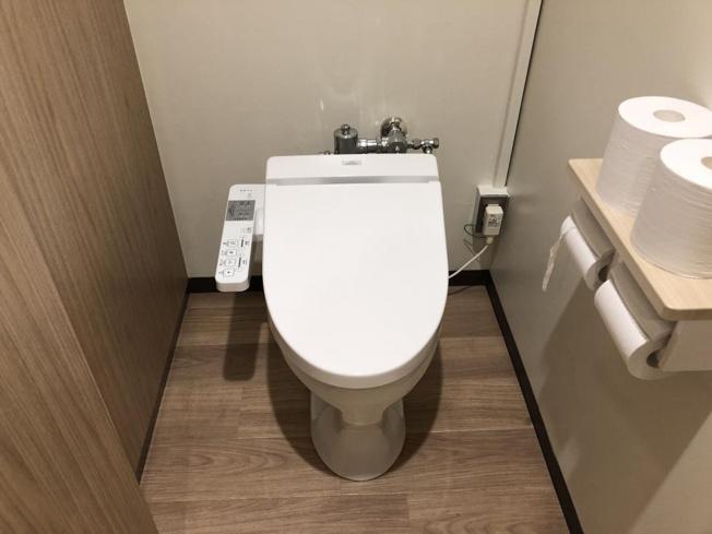 【トイレ】梅田パシフィックビルディング