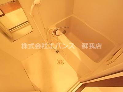 【浴室】ルーラル十五番館