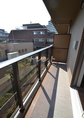 【バルコニー】ラクラス中野富士見町