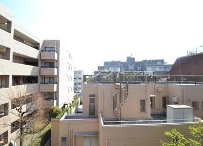 【展望】ラクラス中野富士見町