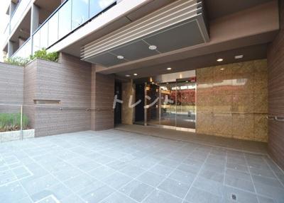 【エントランス】ラクラス中野富士見町