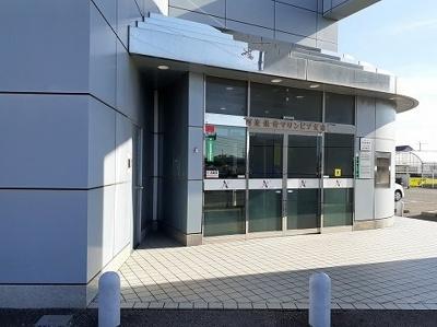 阿波銀行マリンピア支店様まで1100m