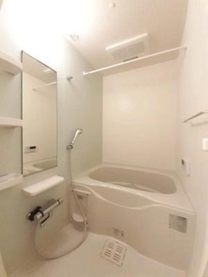 【浴室】グランディール沖洲 B