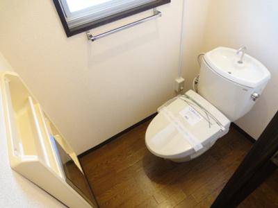 【トイレ】タウニーハヤメ
