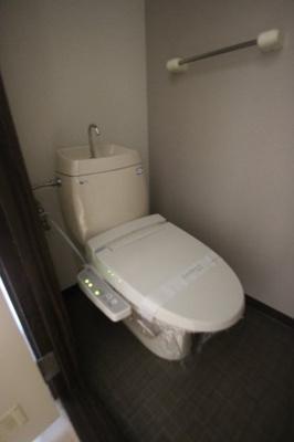 【浴室】ファミーユ中山台