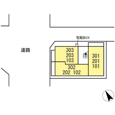 【区画図】リバービレッジ