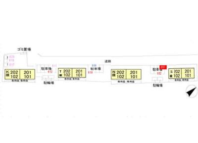 【区画図】フォリウム- T