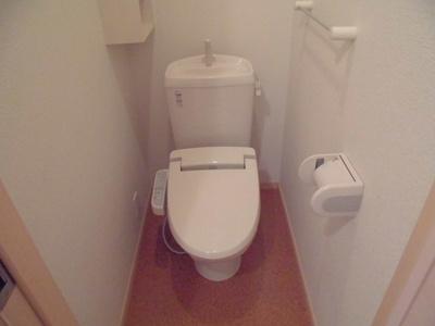 【トイレ】ボヌール・シゴーニュ Ⅱ