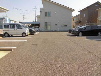 【駐車場】ボヌール・シゴーニュ Ⅱ