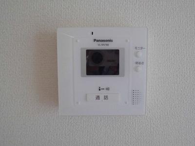 【セキュリティ】ヴィラ松前台A