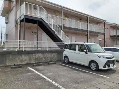 【駐車場】ピュア・デュエットA