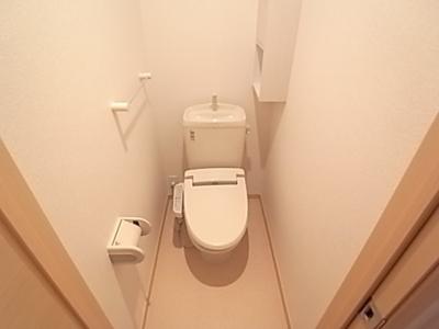 【トイレ】パニエ・ド・フルール