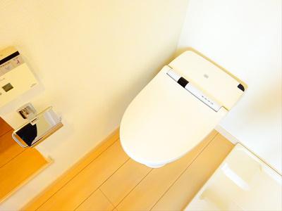 【トイレ】ヌーヴェルカシェット