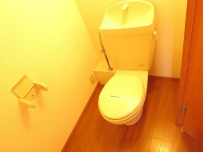 トイレ・バス別々です。