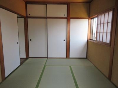 【和室】西二見戸建2