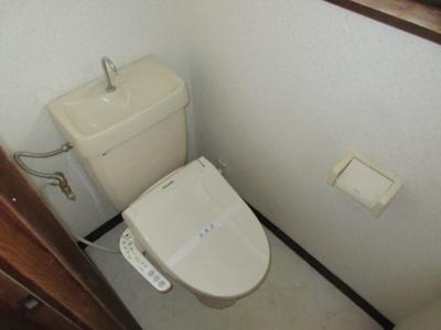 【トイレ】西二見戸建2
