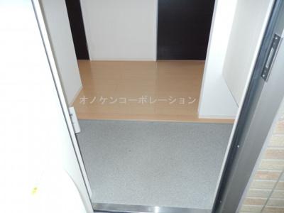 【エントランス】サニーハイツ平田