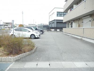 【駐車場】サニーハイツ平田