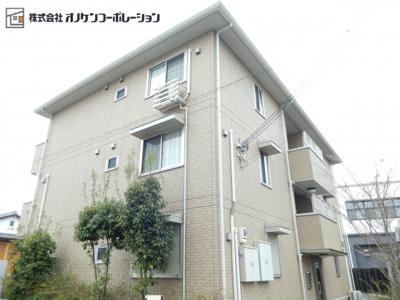 【外観】サニーハイツ平田