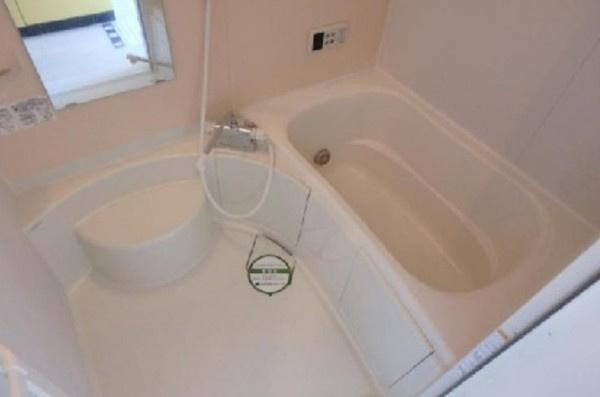 【浴室】□Heart Brillant溝の口
