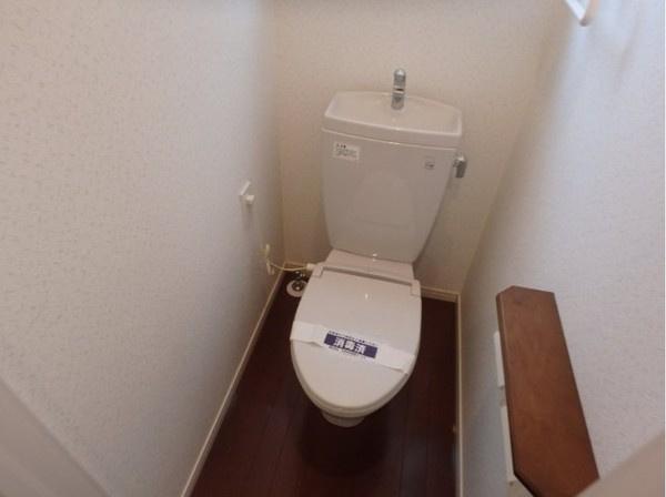 【トイレ】□Heart Brillant溝の口
