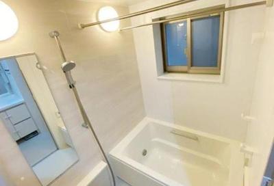 【浴室】リストレジデンス築地