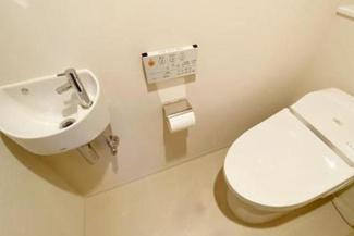【トイレ】リストレジデンス築地