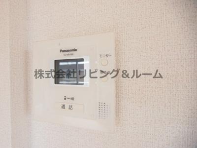 【セキュリティ】ジャムタウン W棟