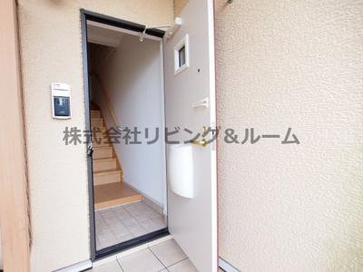【玄関】ジャムタウン W棟