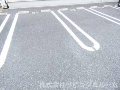 【駐車場】ジャムタウン W棟